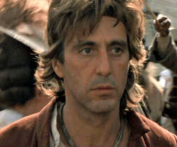 Tom Dobb played by Al Pacino