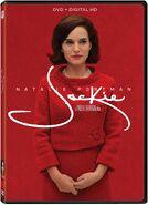 Jackie (Pablo Larraín – 2016) DVD front cover