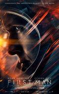 First Man (Damien Chazelle – 2018) poster