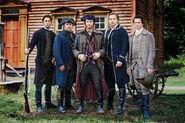 Sons of Liberty (Kari Skogland – 2015) cast