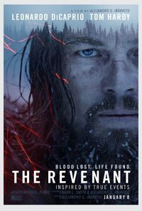 The Revenant (Alejandro G. Iñárritu – 2015) poster 2
