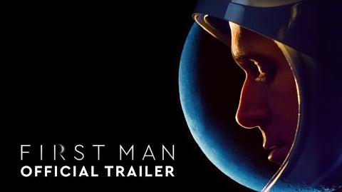 First Man - Official Trailer 2 HD