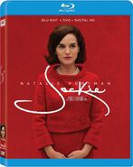 Jackie (Pablo Larraín – 2016) Blu-ray front cover