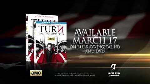 Turn Washington's Spies DVD 15 Trailer