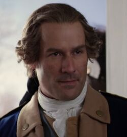 George Washington played by Ian Kahn 4