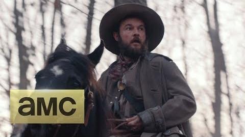 Trailer The Courier TURN Washington's Spies Series Premiere