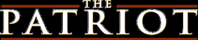 File:The Patriot (Roland Emmerich – 2000) logo.png