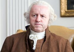 George Washington played by David Morse