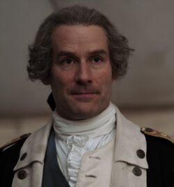 George Washington played by Ian Kahn 6