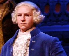 George Washington voiced by David Morse