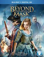 Beyond the Mask (Chad Burns – 2015) Blu-ray cover