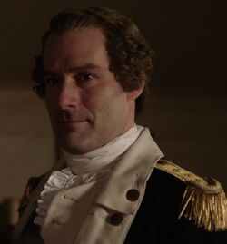 George Washington played by Ian Kahn 5