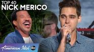 Nick Merico Performs Bruno Mars Hit During Hawaii Top 40 Showcase - American Idol 2020