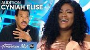 Lionel Richie compares Cyniah to Whitney Houston - American Idol 2020