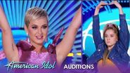 Margie Mays The Most ENERGETIC Audition Ever! American Idol 2019