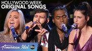 Is Performing an Original Song During Hollywood Week Worth the Risk? - American Idol 2020