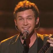 Phillip Phillips (Winning Picture)