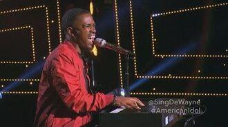 American Idol 2020, S18E12, This Is Me (Part 2), Dewayne Crocker Jr., Part 2