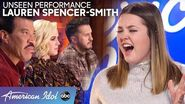 WOW! Lauren Spencer-Smith's Unseen Performance! - American Idol 2020