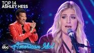 """Ashley Hess Delivers an EMOTIONAL Take on """"Fix You"""" by Coldplay - American Idol 2019"""