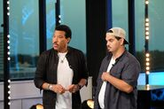 Lionel Richie and Doug Kiker s18 auditions 2