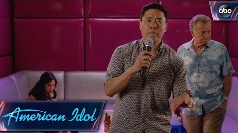 Louis Huang Sings - American Idol 2018 on ABC