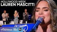 Lauren Mascitti Dedicates Her Original Solo Song to Her Nana - American Idol 2020