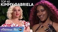 Kimmy Gabriela STUNS With Top 40 Performance - American Idol 2020