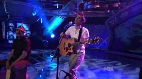 Kris Allen - She Works Hard For The Money (American Idol 8 Top 6) HQ