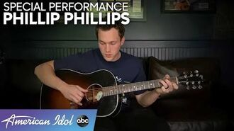 """Phillip Phillips Performs """"Home"""" From His Home In Georgia! - American Idol 2020"""