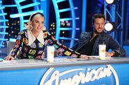Katy Perry and Luke Bryan s18 auditions