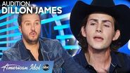 """Country Post Malone"" MYSTIFIES Judges With Audition - American Idol 2020"