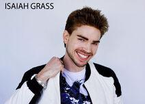 Isaiah Grass - Headshot (2)
