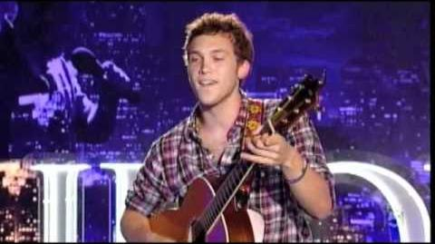 Phillip Phillips FULL Audition American Idol 2012 NEW