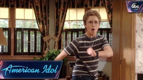 Adam Goldberg Sings - American Idol 2018 on ABC