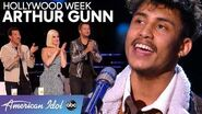 Arthur Gunn Puts an INCREDIBLE Spin on a Creedence Clearwater Revival Classic - American Idol 2020