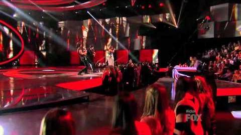 Skylar Laine Born This Way - Top 7 Redux - AMERICAN IDOL SEASON 11