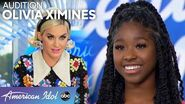 "Katy Perry Calls Olivia Ximines ""A Young Brandy"" - American Idol 2020"