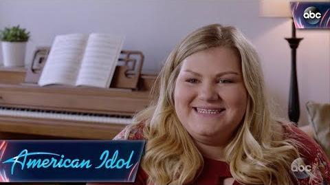 Meet MADDIE ZAHM - American Idol 2018 on ABC