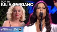 AMAZING Julia Gargano Hits ALL the Notes - American Idol 2020