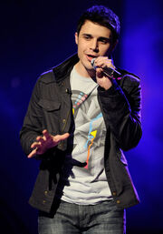 Kris Allen American Idol