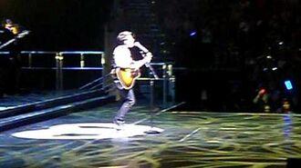 Kris Allen Hey Jude Portland Oregon, July 5th American Idol Live