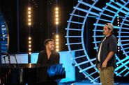 Luke Bryan and Doug Kiker s18 auditions 2
