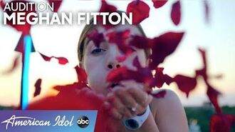 Will Bachelor Superfan Meghan Fitton Trade Her Rose for a Ticket to Hollywood? - American Idol 2020