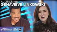 Genavieve Linkowski Returns to American Idol and Brings the Judges to Tears - American Idol 2020