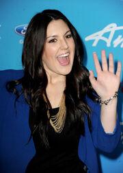 Kree Harrison American Idol Finalists Party OusHICNkoc8x