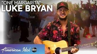 """Luke Bryan Performs His New Tune """"One Margarita"""" For The FINALE! - American Idol 2020"""