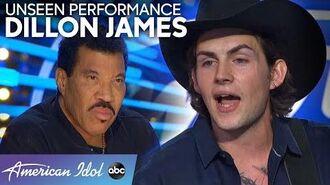 "Dillon James Sings His GREAT Original Song ""Gun Smoke"" - American Idol 2020"