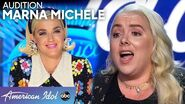 "Marna Michele Gives Judges a ""Million Reasons"" To Love Her - American Idol 2020"
