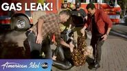 Gas Leak Causes an American Idol Evacuation - American Idol 2020